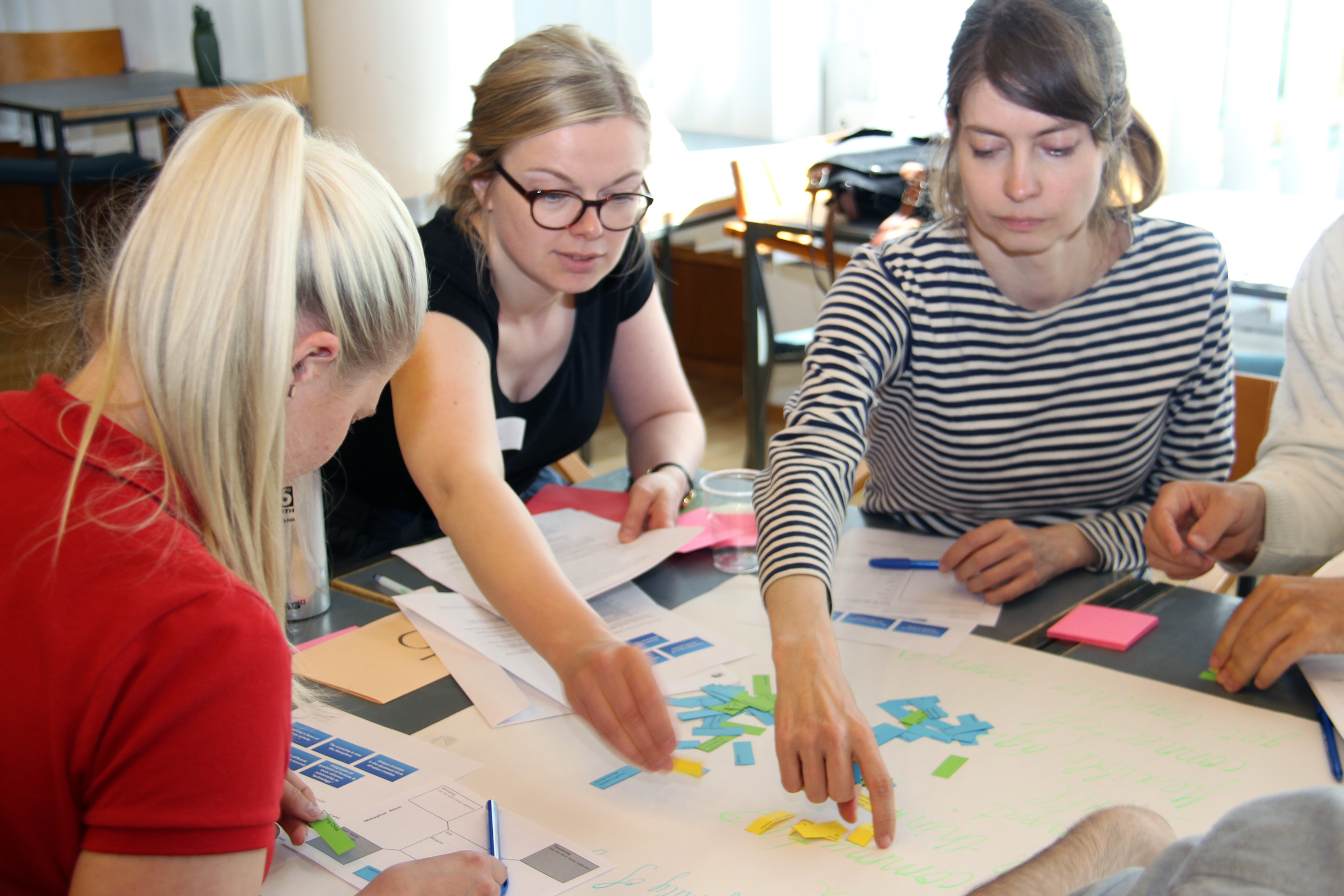 UNESCO Futures Literacy Lab explored at FFRC & FFA Summer School in Turku