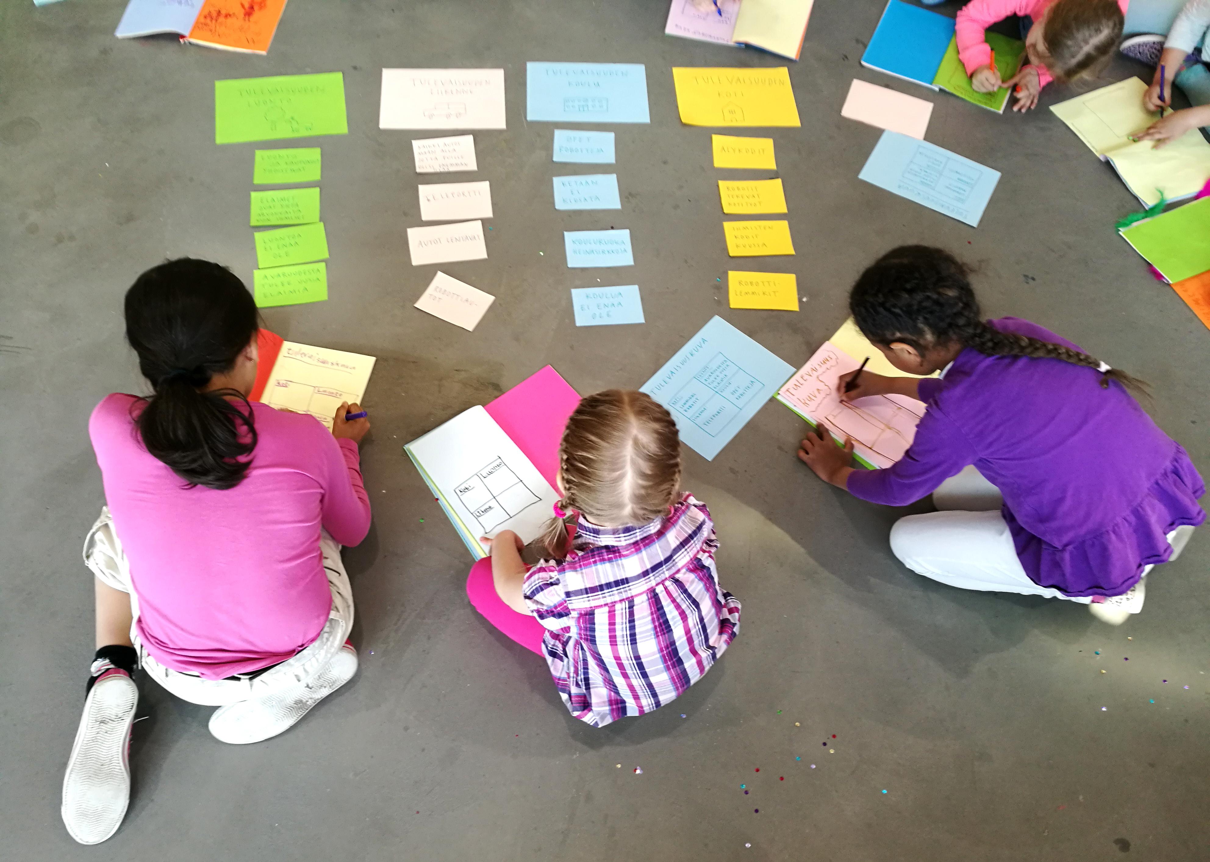 Tulevaisuusoppimisen teemapäivää vietetään Suomen kouluissa 18.4.2018