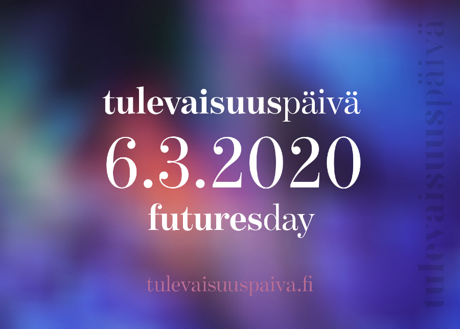Finnish Futures Day 2020 invited people to envision desirable futures